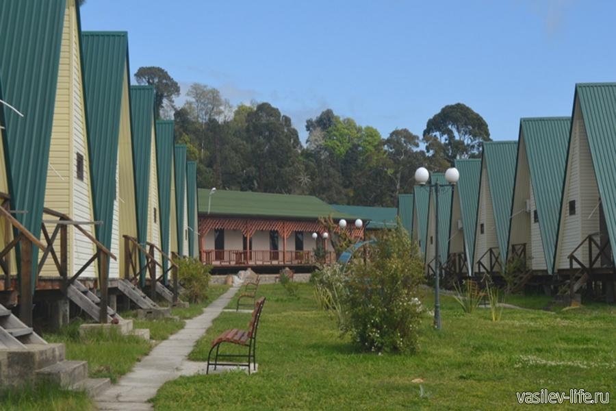 Пансионат «Кяласур», Абхазия