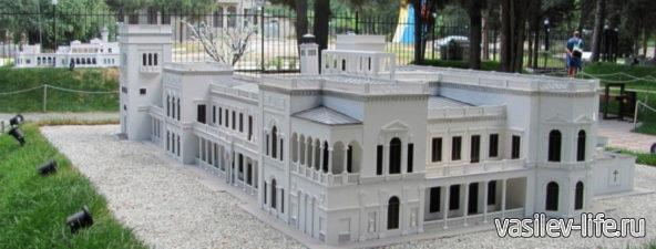 Парк «Крым в миниатюре» Евпатории