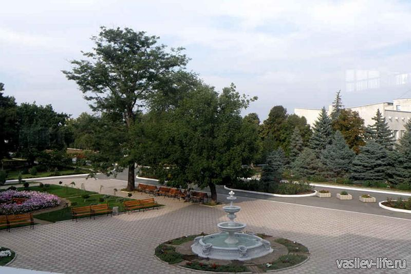 Парк «Курортный», Саки
