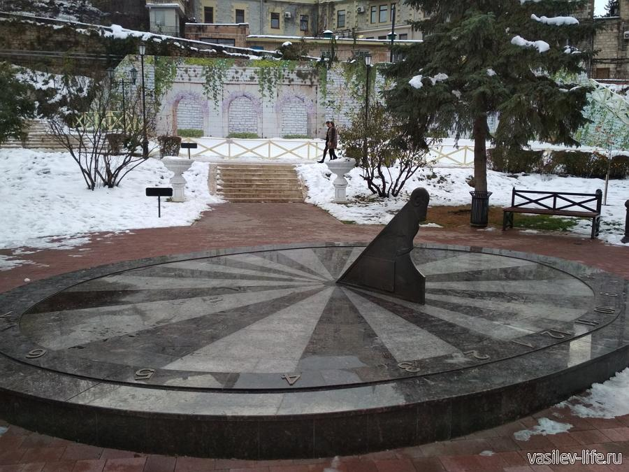 Парк «Цветник» в Пятигорске