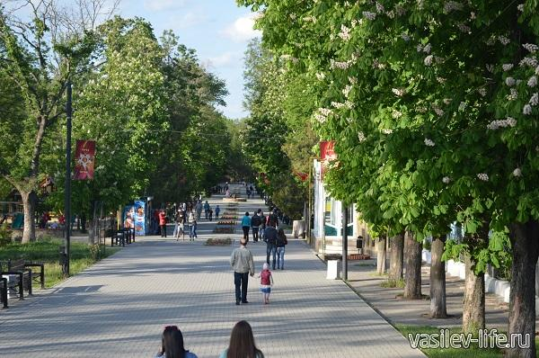 Парк-Горького-в-Таганроге