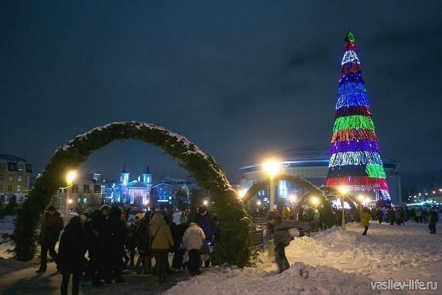 Парк Миллениум Казань