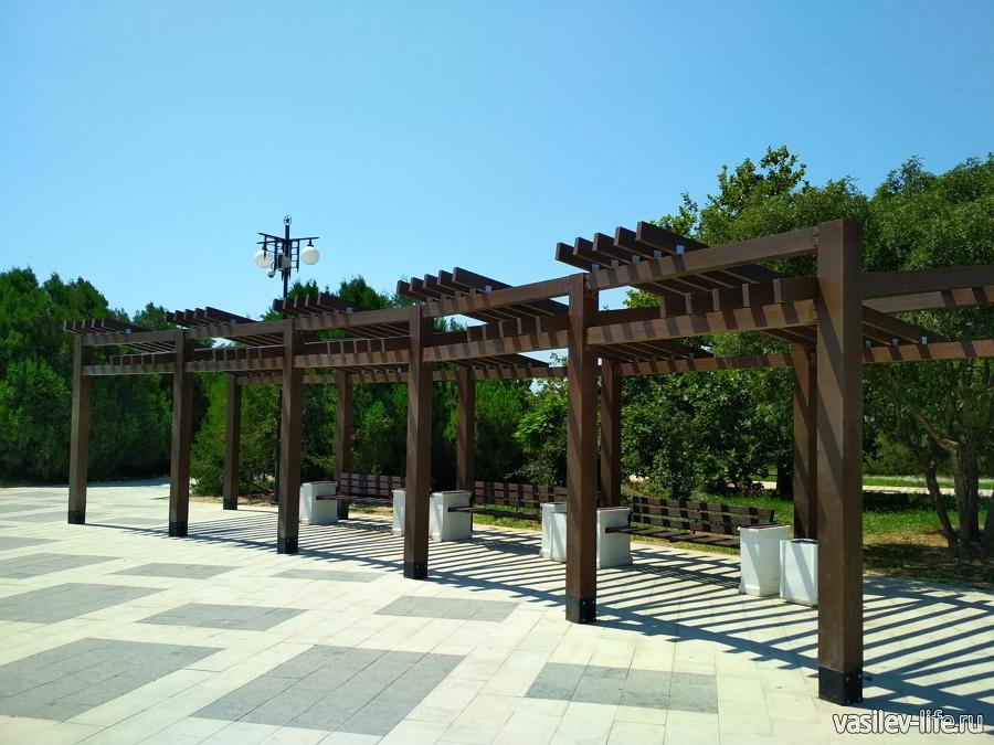 Парк Победы в Севастополе