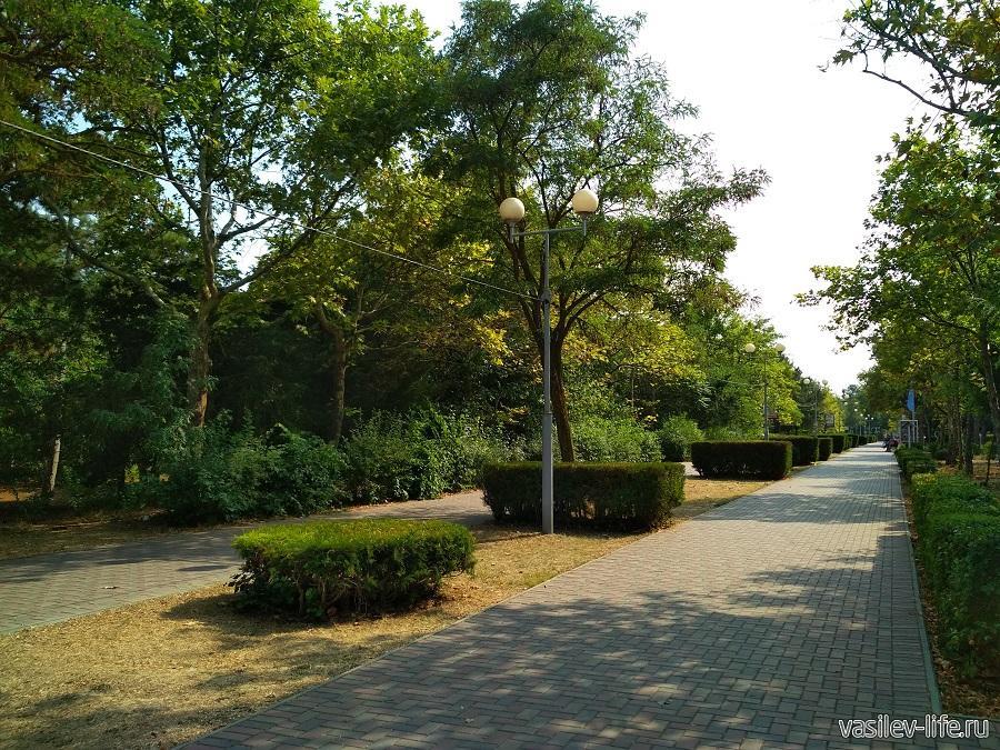 Парк Фрунзе (Евпатория) (13)