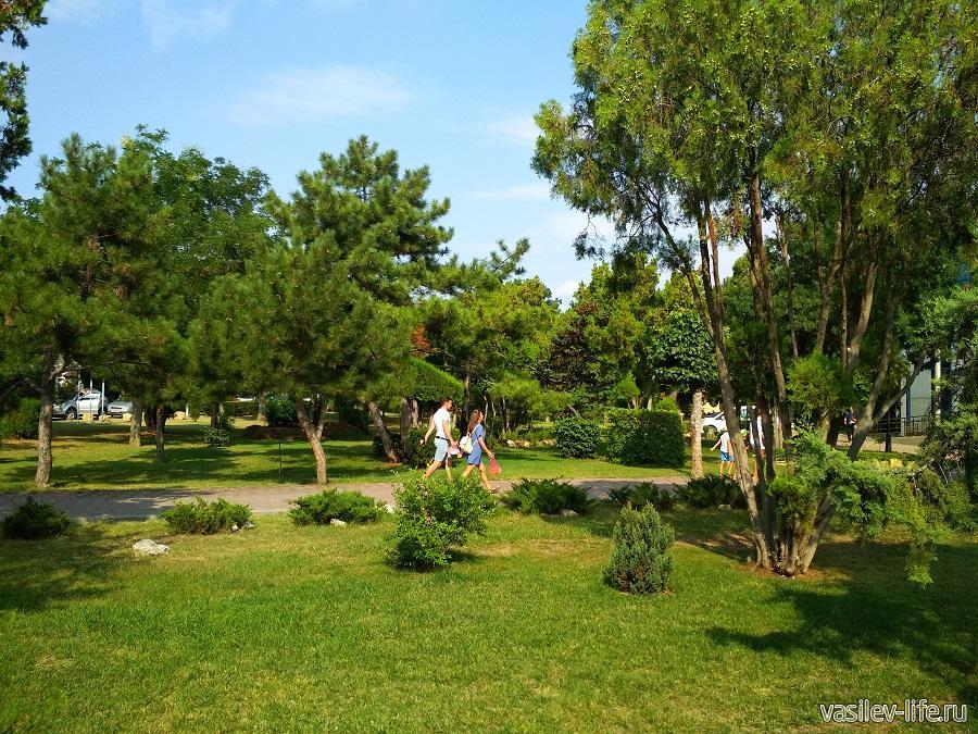 Парк Фрунзе (Евпатория) (15)