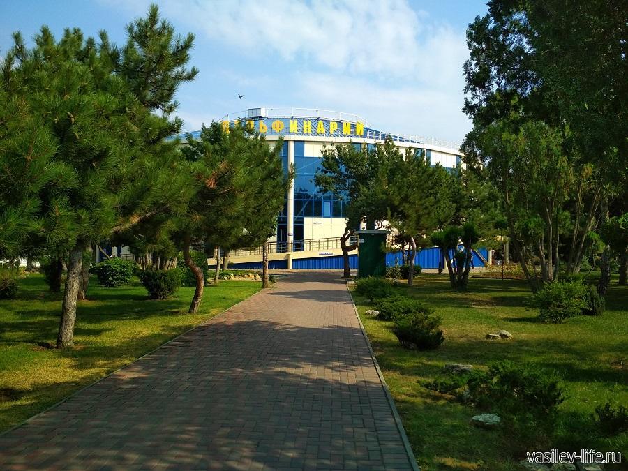 Парк Фрунзе (Евпатория) (16)