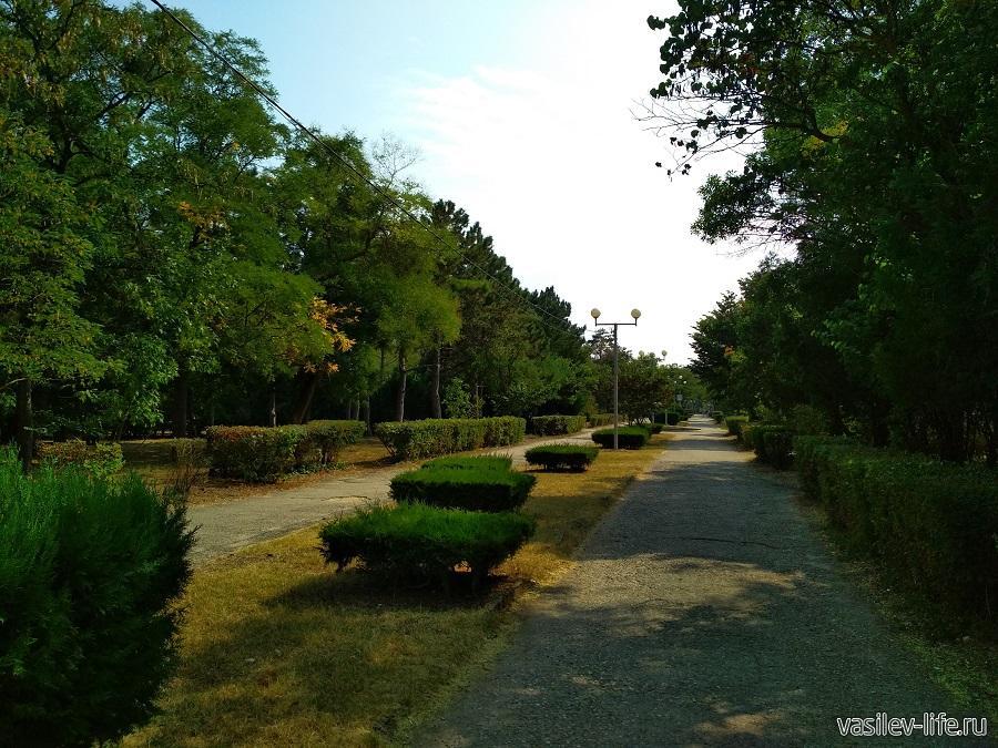 Парк Фрунзе (Евпатория) (3)
