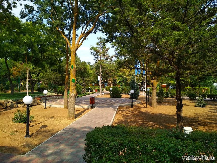 Парк Фрунзе (Евпатория) (4)