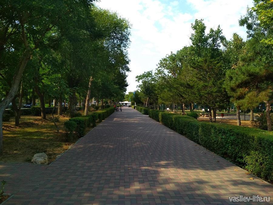 Парк Фрунзе (Евпатория) (9)