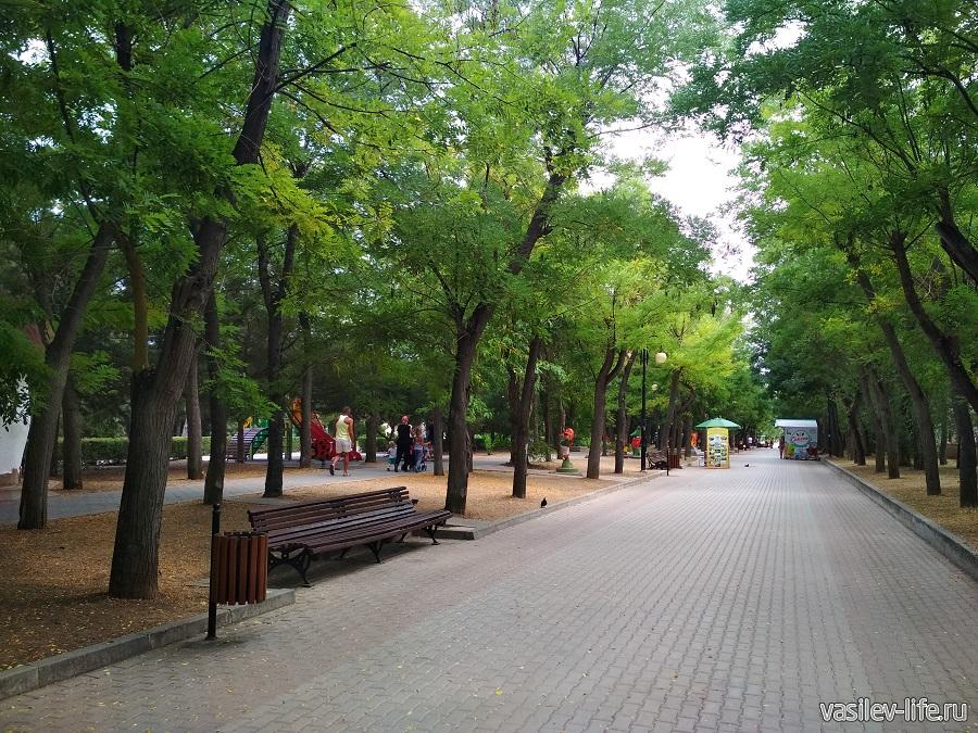Парк Фрунзе (Евпатория)