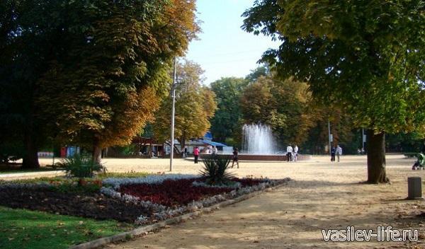 Парк-в-Таганроге..