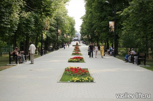 Парк-в-Таганроге.