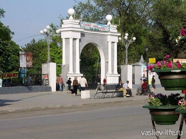 Парк-в-Таганроге