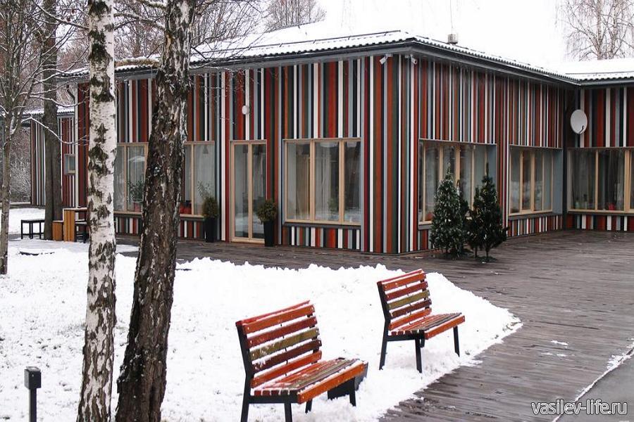 Парк-отель «Белые аллеи»