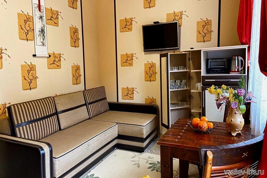 Парк-отель «Китайская деревня», Хамышки