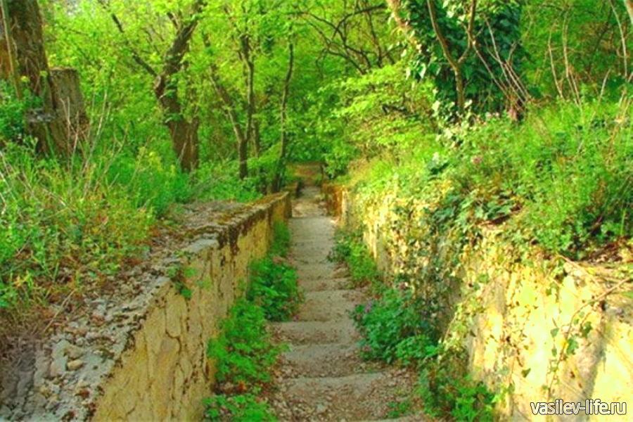 Перевал Шайтан-Мердвен (Чертова лестница)
