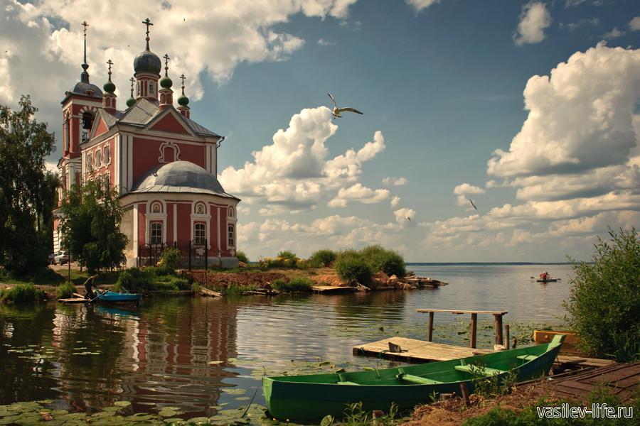 Переславль-Залесский в ноябре