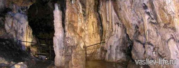 Пещера «Нежная»