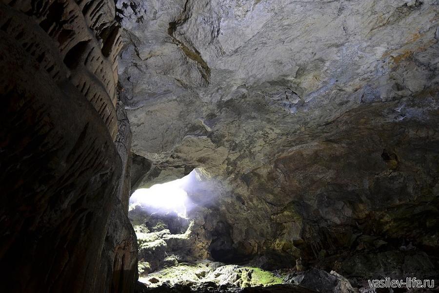 Пещера Эмине
