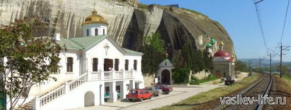 Пещерный монастырь, Инкерман4