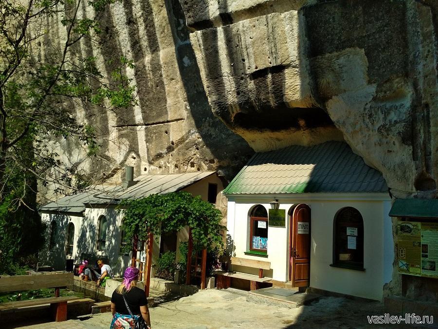 Пещерный монастырь в Инкермане (13)