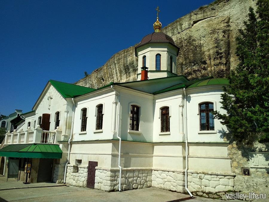 Пещерный монастырь в Инкермане (15)