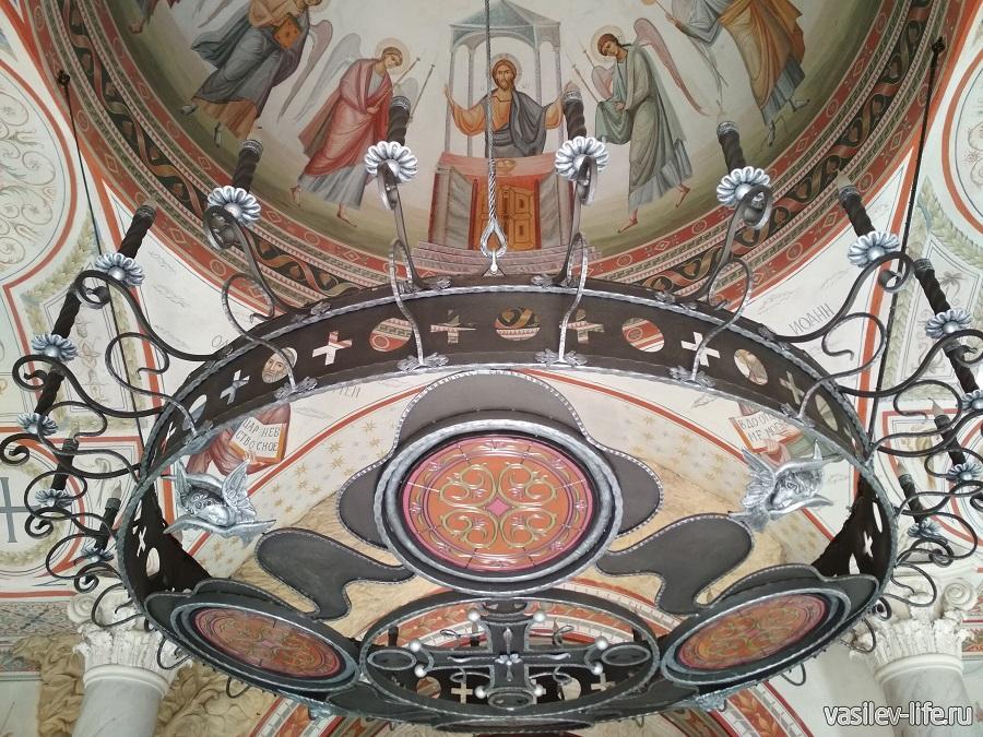 Пещерный монастырь в Инкермане (17)