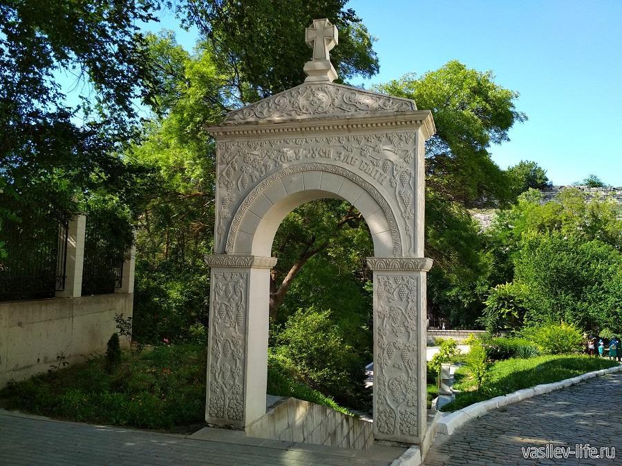 Пещерный монастырь в Инкермане (20)