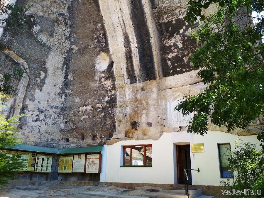 Пещерный монастырь в Инкермане (22)