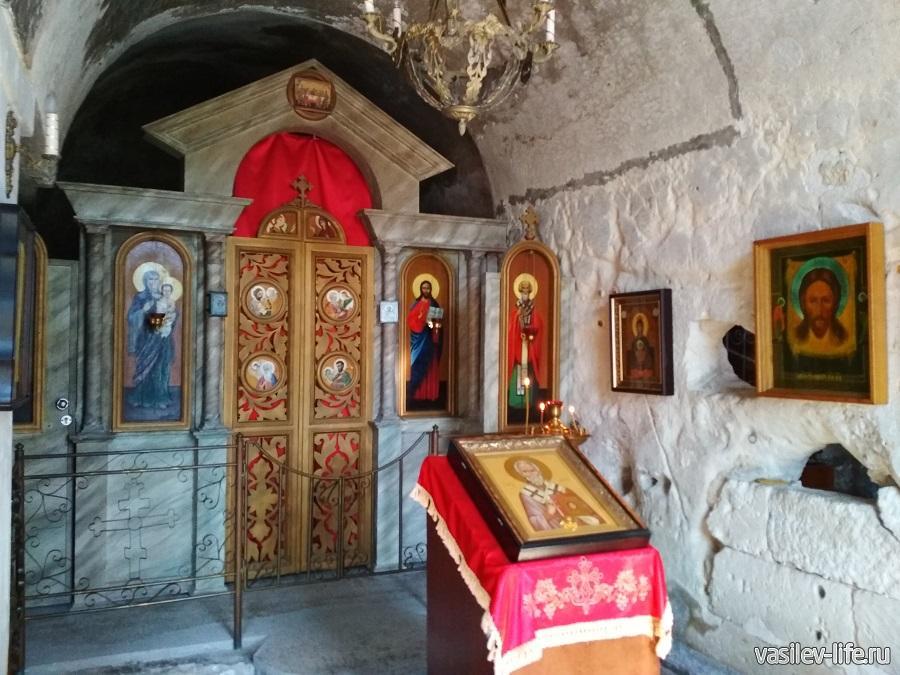 Пещерный монастырь в Инкермане (24)