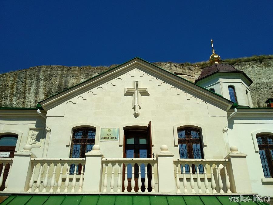 Пещерный монастырь в Инкермане (3)