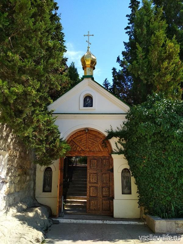 Пещерный монастырь в Инкермане (4)