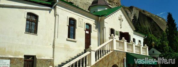 Пещерный монастырь в Инкермане