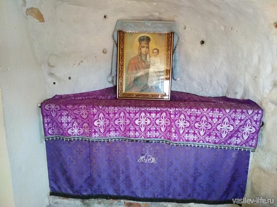 Пещерный монастырь в Инкермане (6)