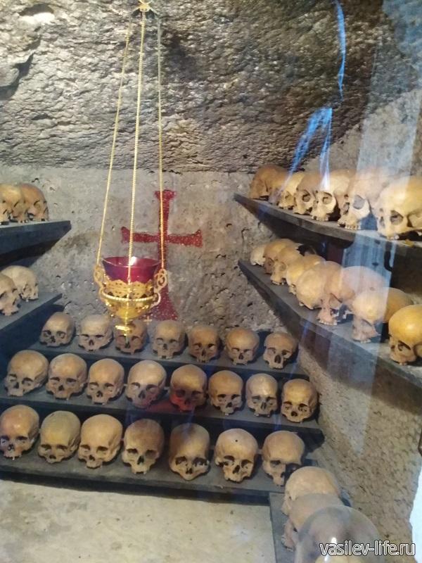 Пещерный монастырь в Инкермане (7)