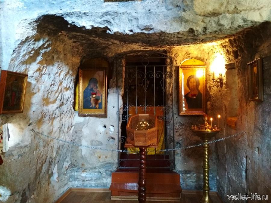 Пещерный монастырь в Инкермане (8)