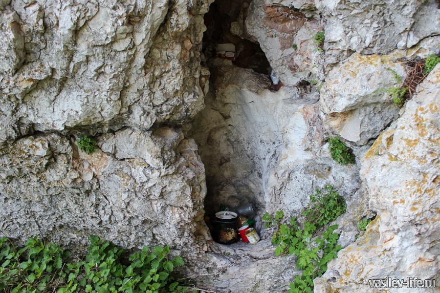 Пещеры нижнего Чатыр-Дага