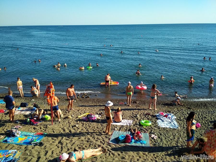 Пляжи в Судаке (30)
