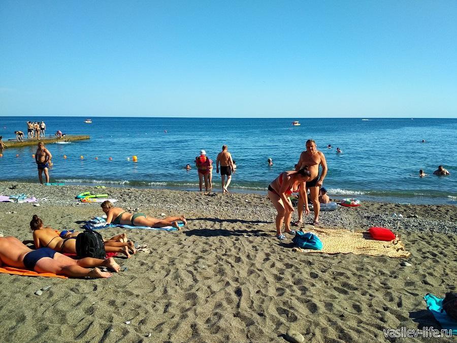 Пляжи в Судаке (4)