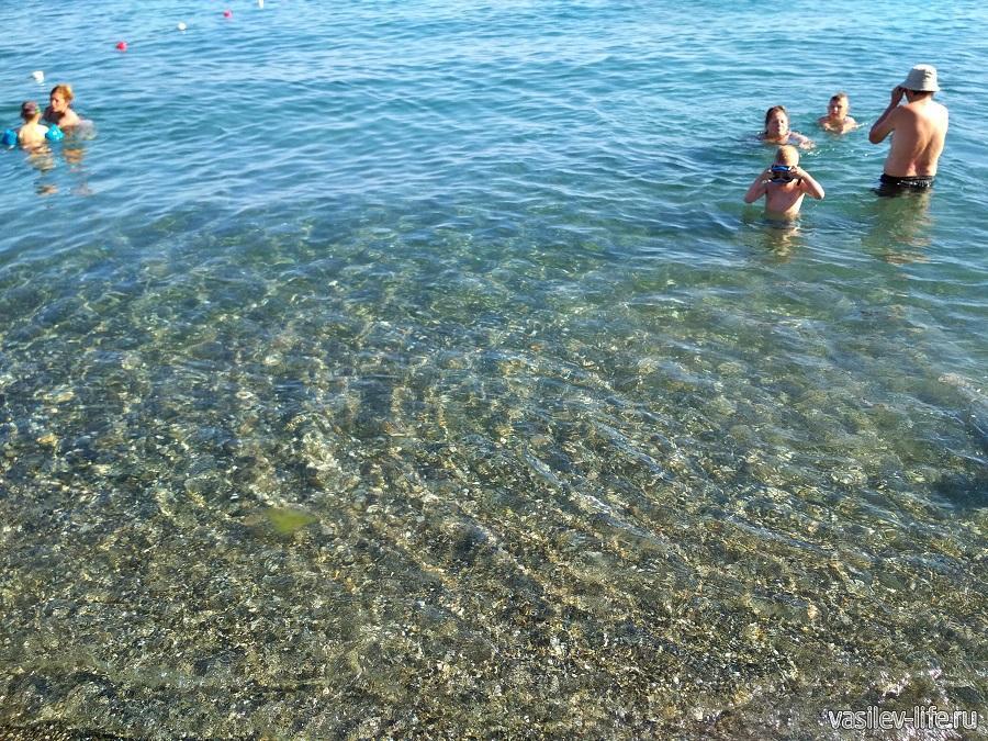 Пляж «Арзы» в Судаке (7)