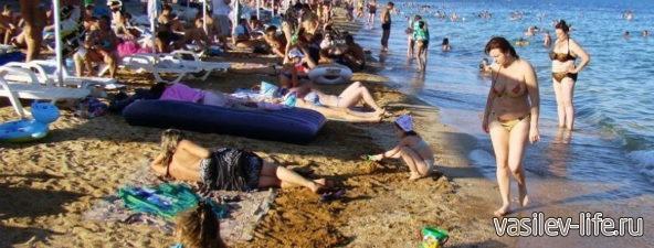 Пляж «Баунти»1