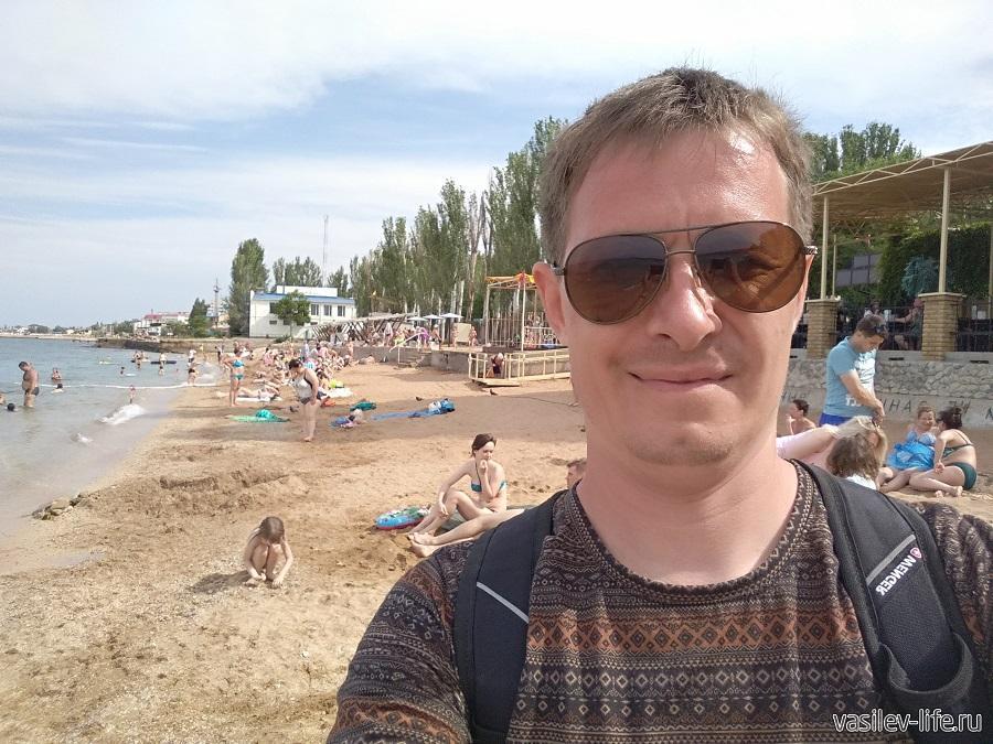 Пляж «Динамо» в Феодосии (6)