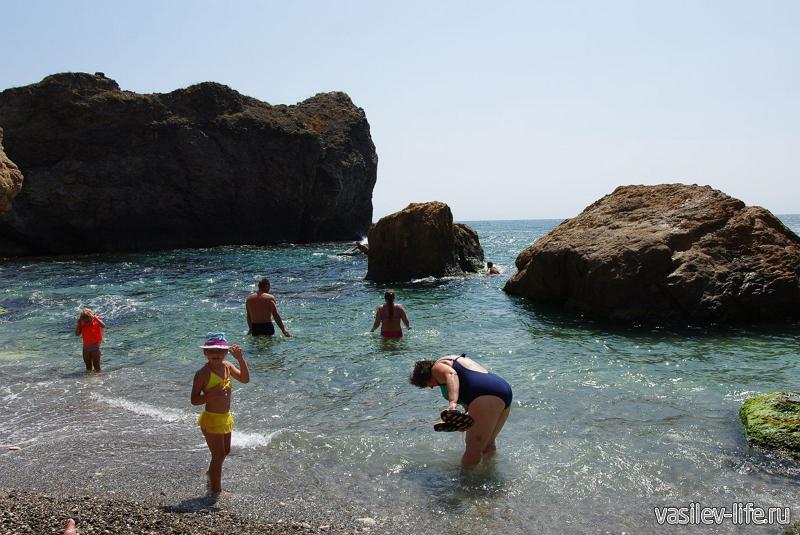 Пляж «Лермонтова»