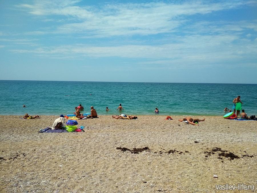 Пляж «Любимовка» в Севастополе (12)