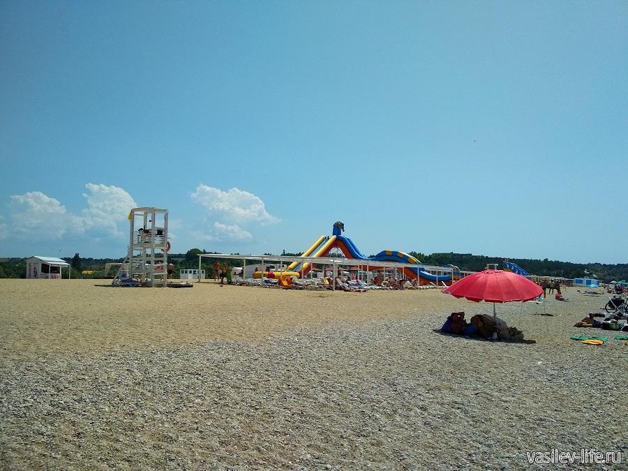 Пляж «Любимовка» в Севастополе (5)