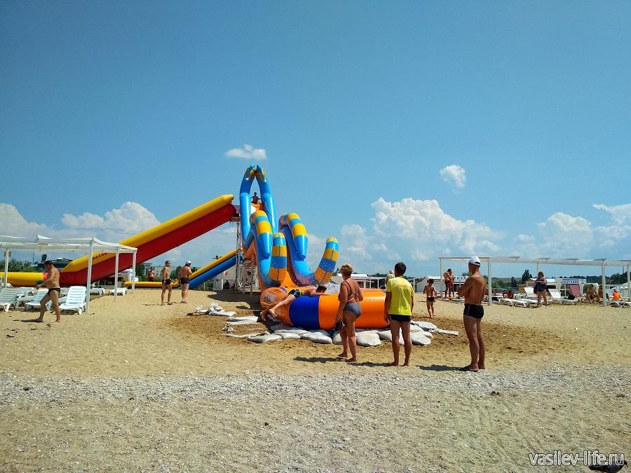 Пляж «Любимовка» в Севастополе (8)