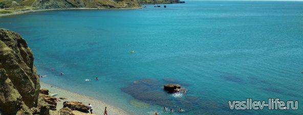Пляж «Меганом» (рядом с Судаком) (18)