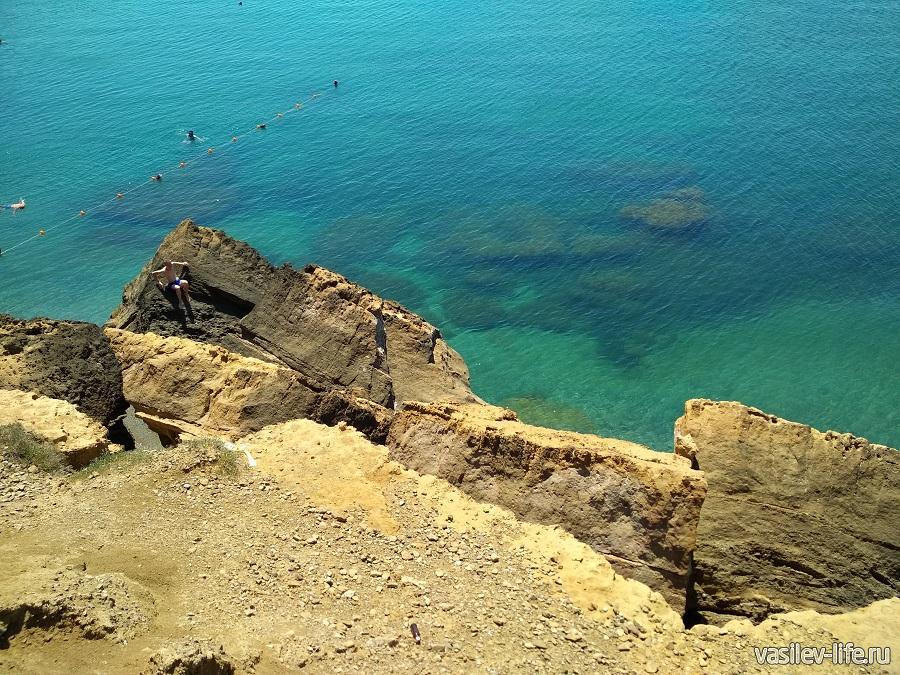 Пляж «Меганом» (рядом с Судаком) (4)