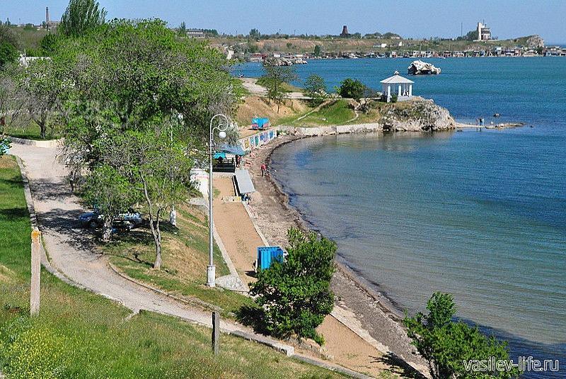 Пляж «Молодежный»