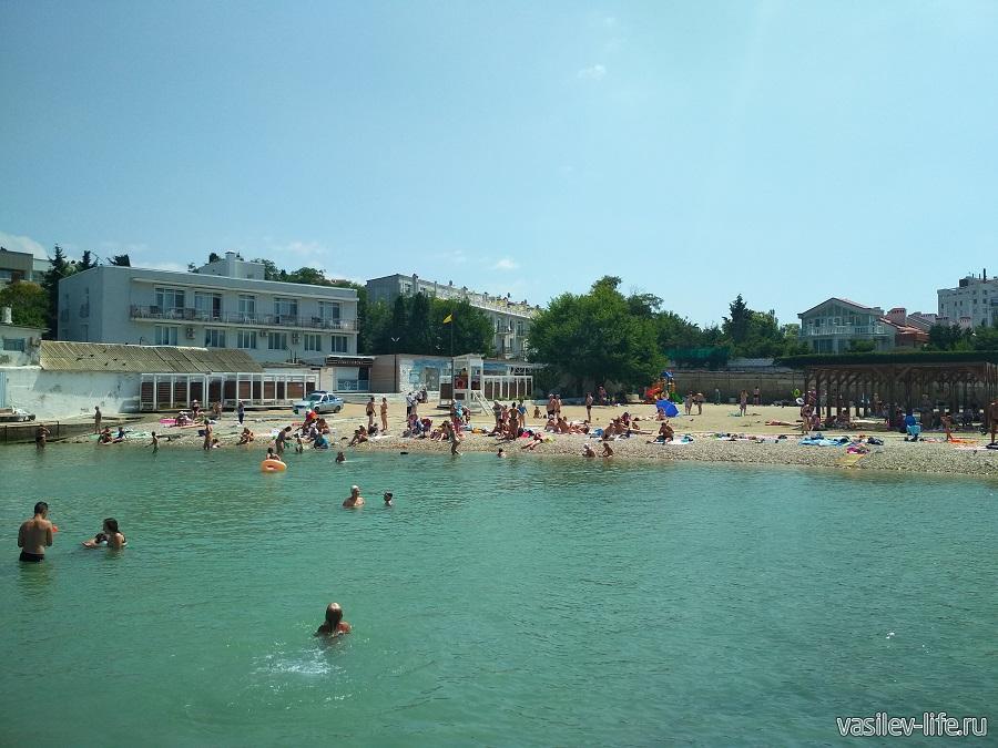 Пляж «Песочный» в Севастополе (6)